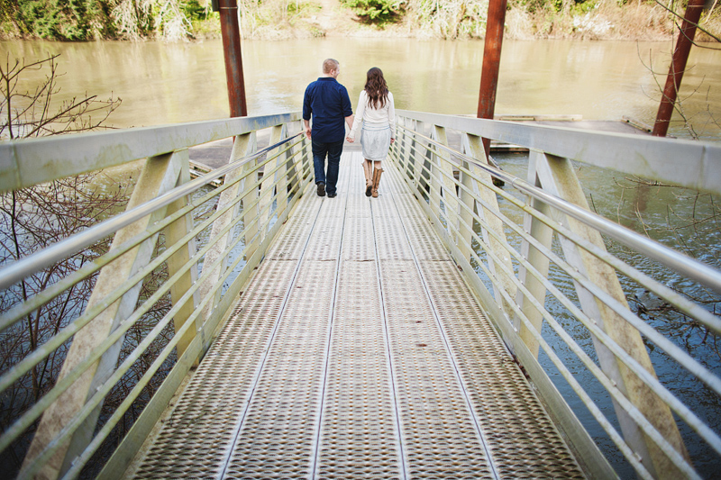 PORTLAND OREGON ENGAGEMENT SESSION