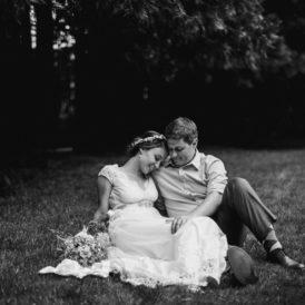 deep woods wedding
